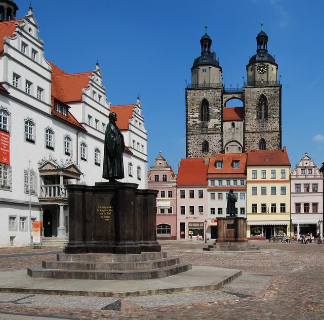 Herzlich Willkommen im Blickfang Wittenberg