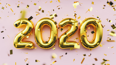 Willkommen 2020 🎉