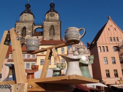 Töpfermarkt in Wittenberg 🏺